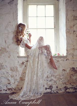 Vestidos de novia Anna Campbell