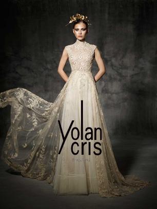 Vestidos de novia Yolan Cris