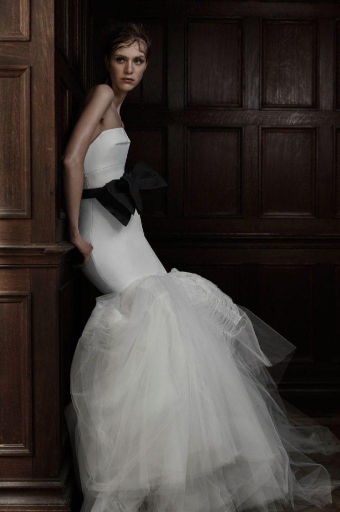 Vestidos de novia de Vera Wang Manuela