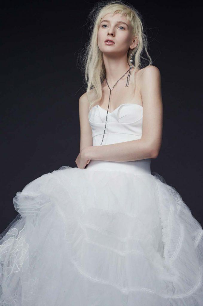 Vestidos de novia de Vera Wang Pia
