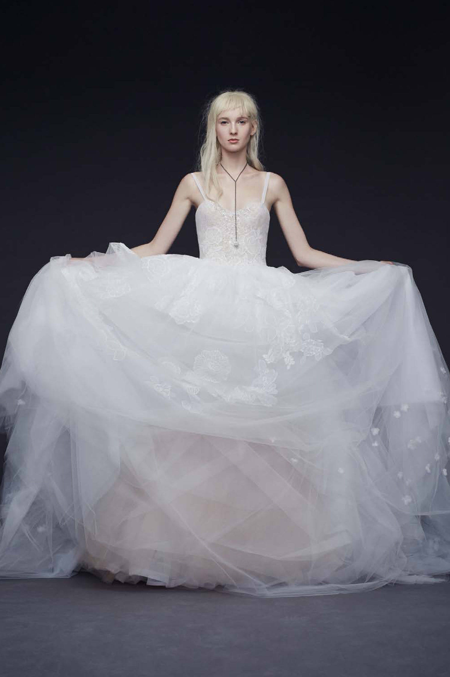 Vera Wang vestidos de novia en Madrid | Blanco de Novia