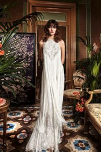Vestido Novia Yolancris Pasiflora