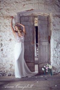 Vestido novia Anna Campbell Tallulah
