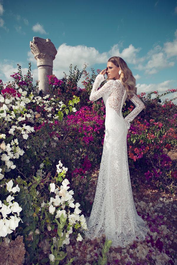 Vestido Novia Julie Vino 616-3