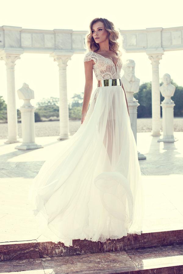 Vestido Novia Julie Vino 618-1