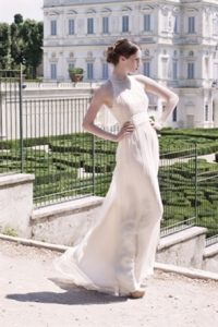 Vestido de Novia Leila Hafzi Cora