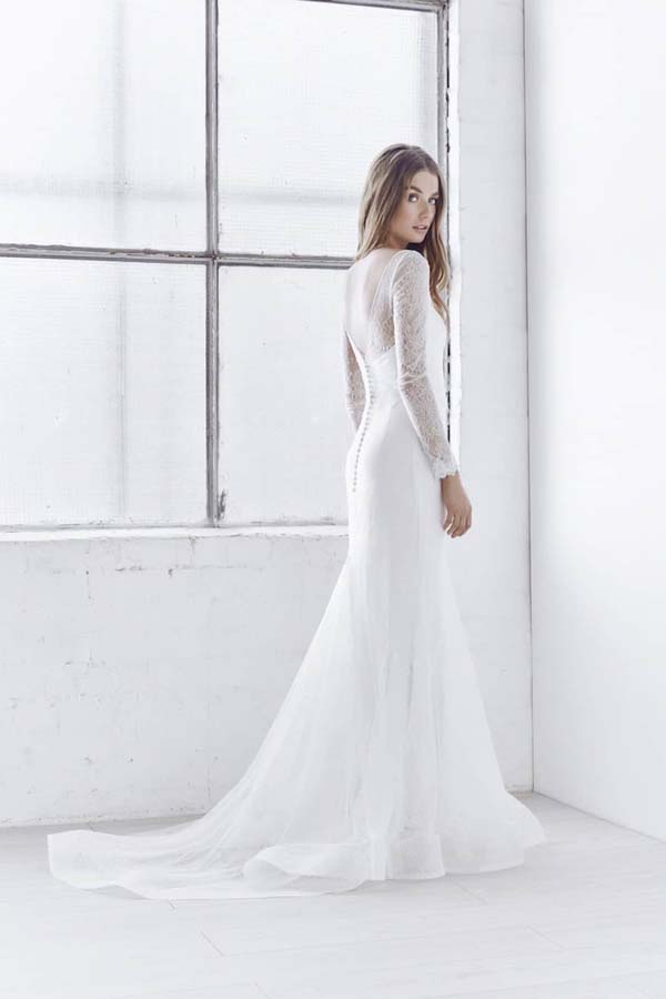 Vestido novia Anna Campbell Milla