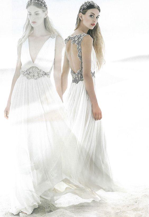 Vestido de novia Jenny Packham Daphne