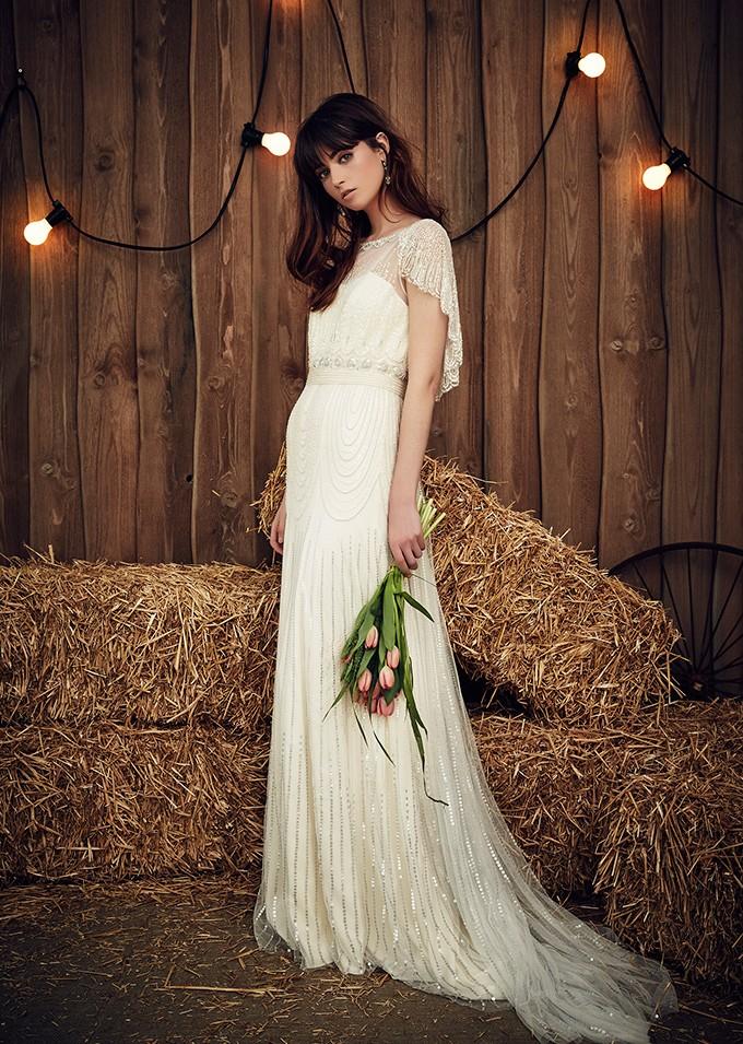 Vestido Novia Jenny Packham Dolly