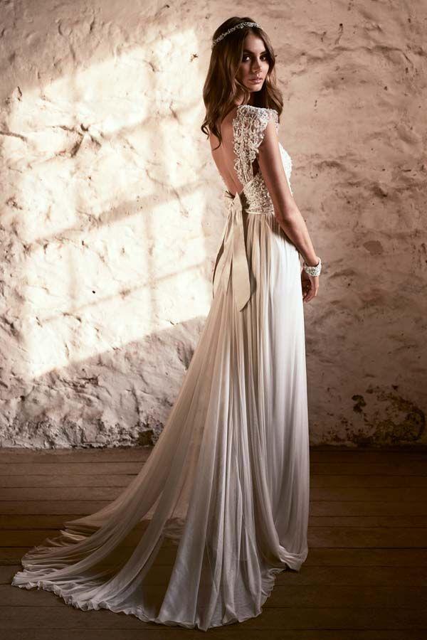 Vestido novia Anna Campbell Alyssa