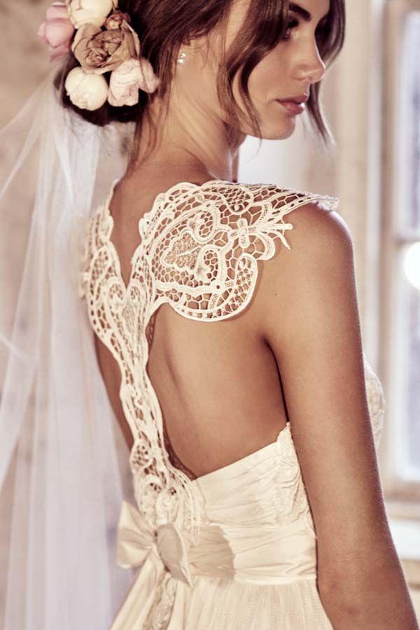 Vestido novia Anna Campbell Eleanor