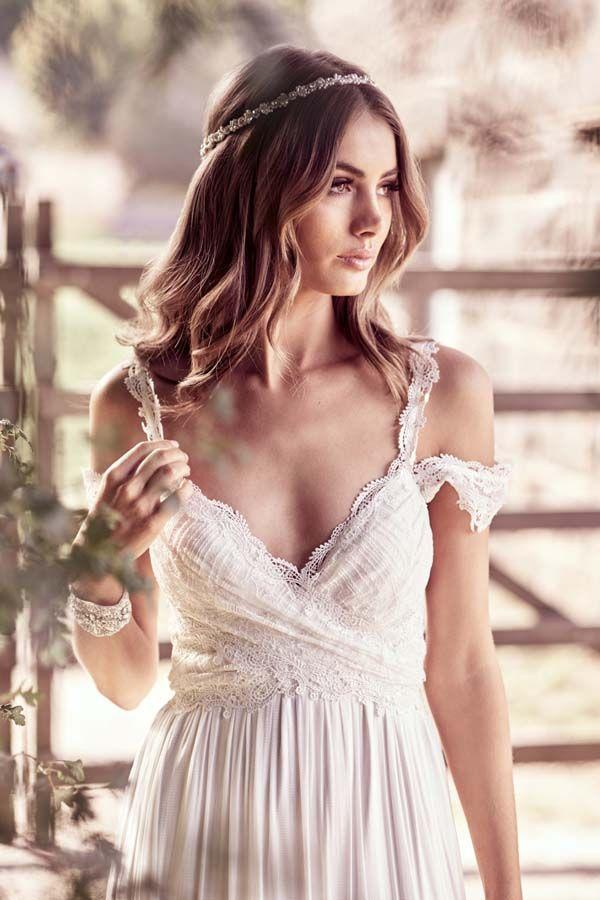 Vestido novia Anna Campbell Mia