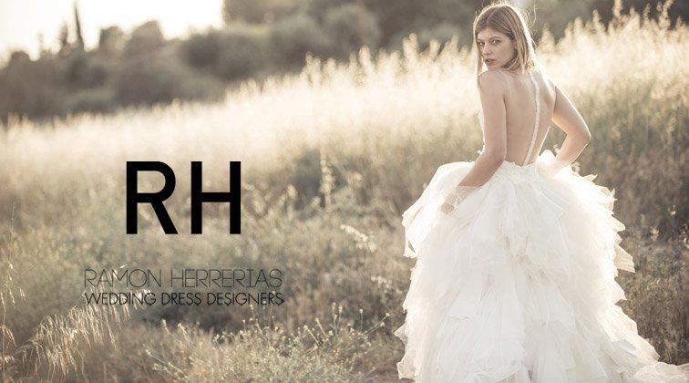 Trajes de novia Ramon Herrerias