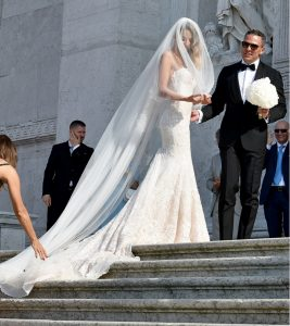 Vestido novia Morata
