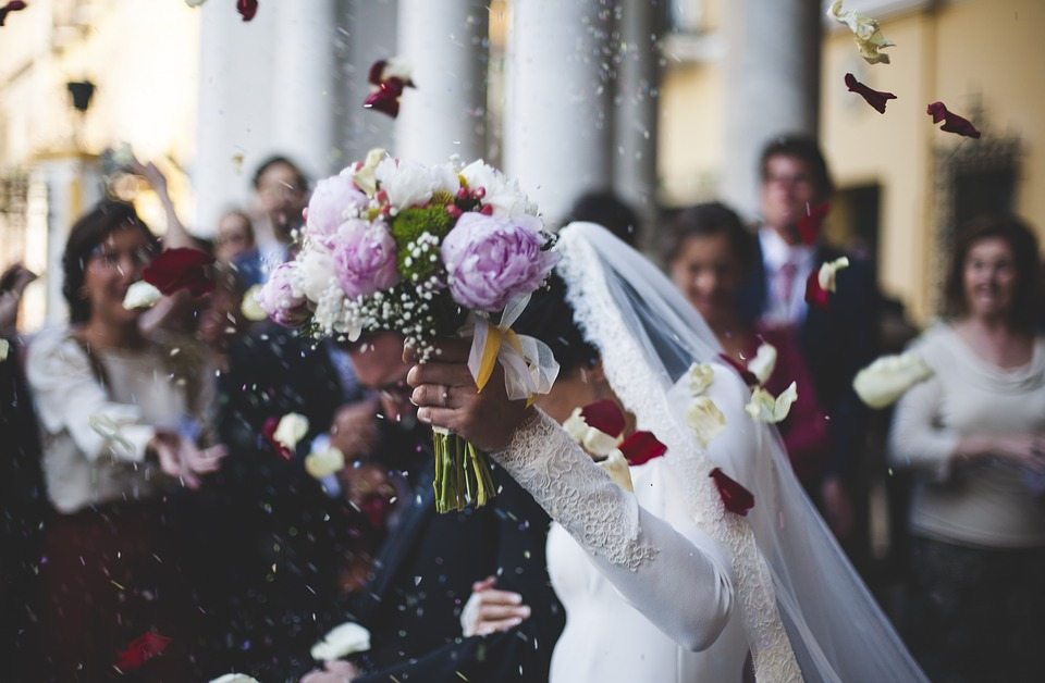 ¿Por qué usamos las arras en las bodas?