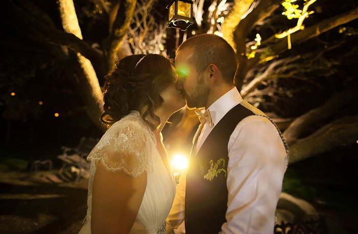 Sonia, Óscar y su boda inspirada en Moulin Rouge