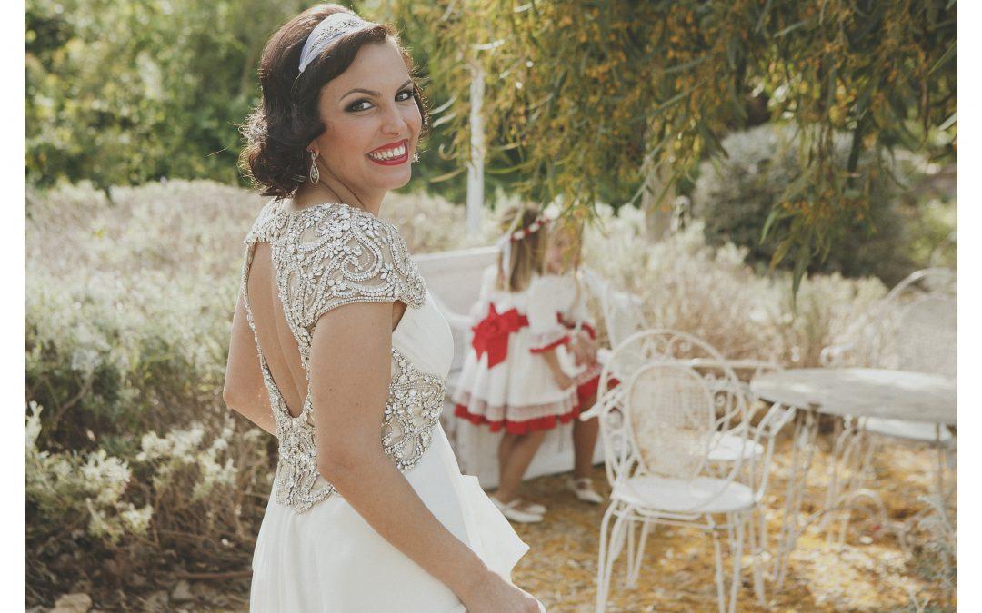 Patri y Chema, una boda llena de detalles