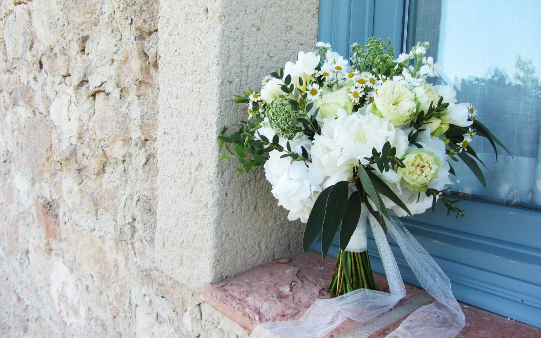 ¿Flores para tu boda? Es temporada de peonías