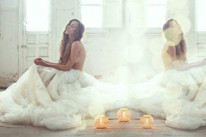 Vestidos de novia Blanco de novia