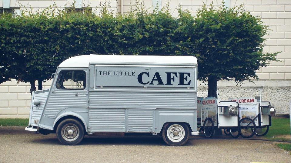 ¿Food trucks en tu boda? ¡Sí, gracias!