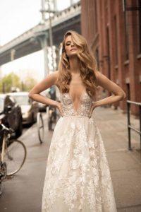 Vestido de novia Berta Bridal 2018