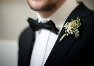Prendido Arbolando Blanco de novia