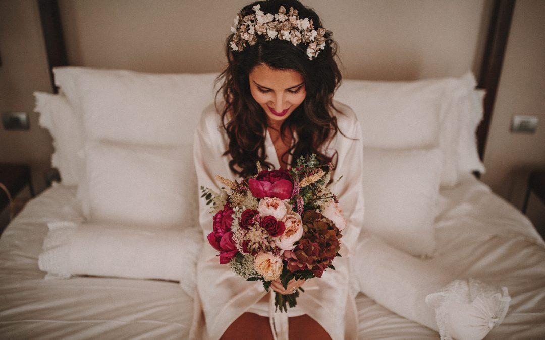 Una boda con sonrisa. Paola y Samuel