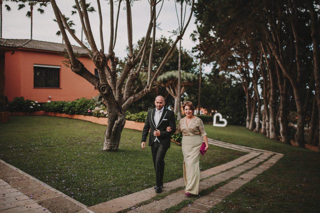 Paola y Samuel. BDN