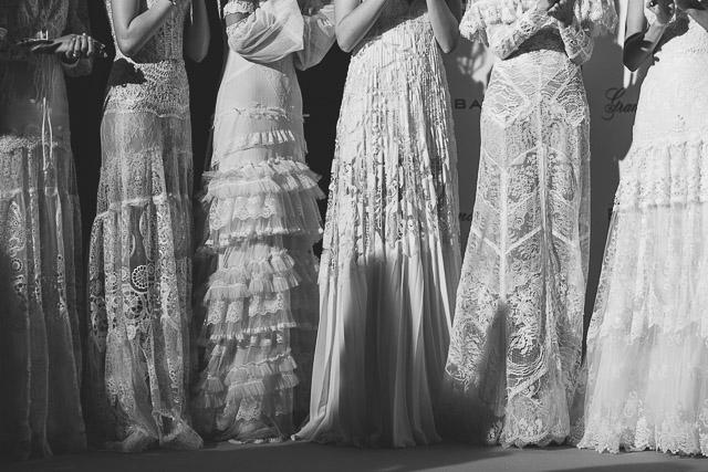 Todo sobre los vestidos de novia boho chic