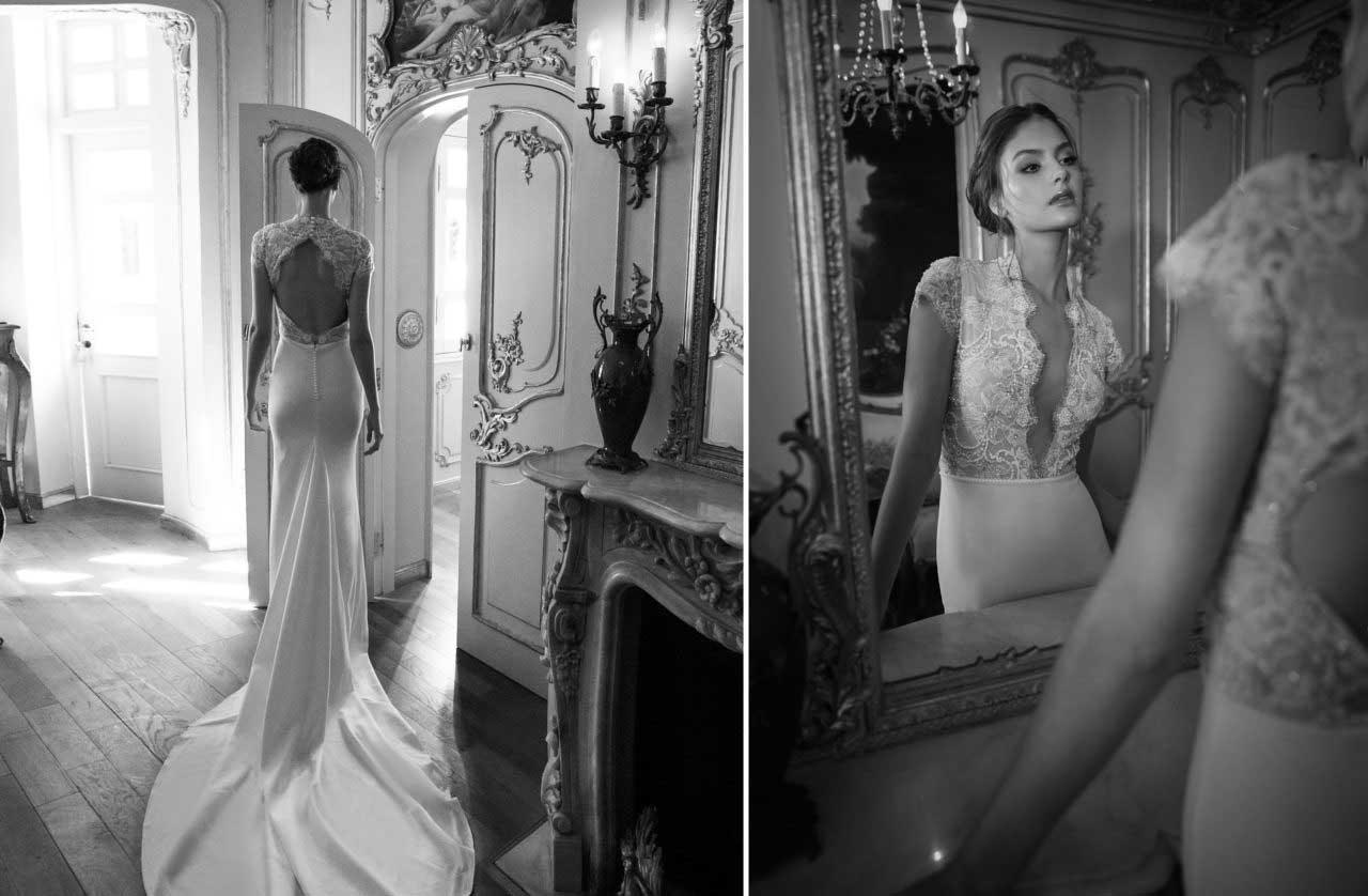 Vestido de novia Adi Shlomo