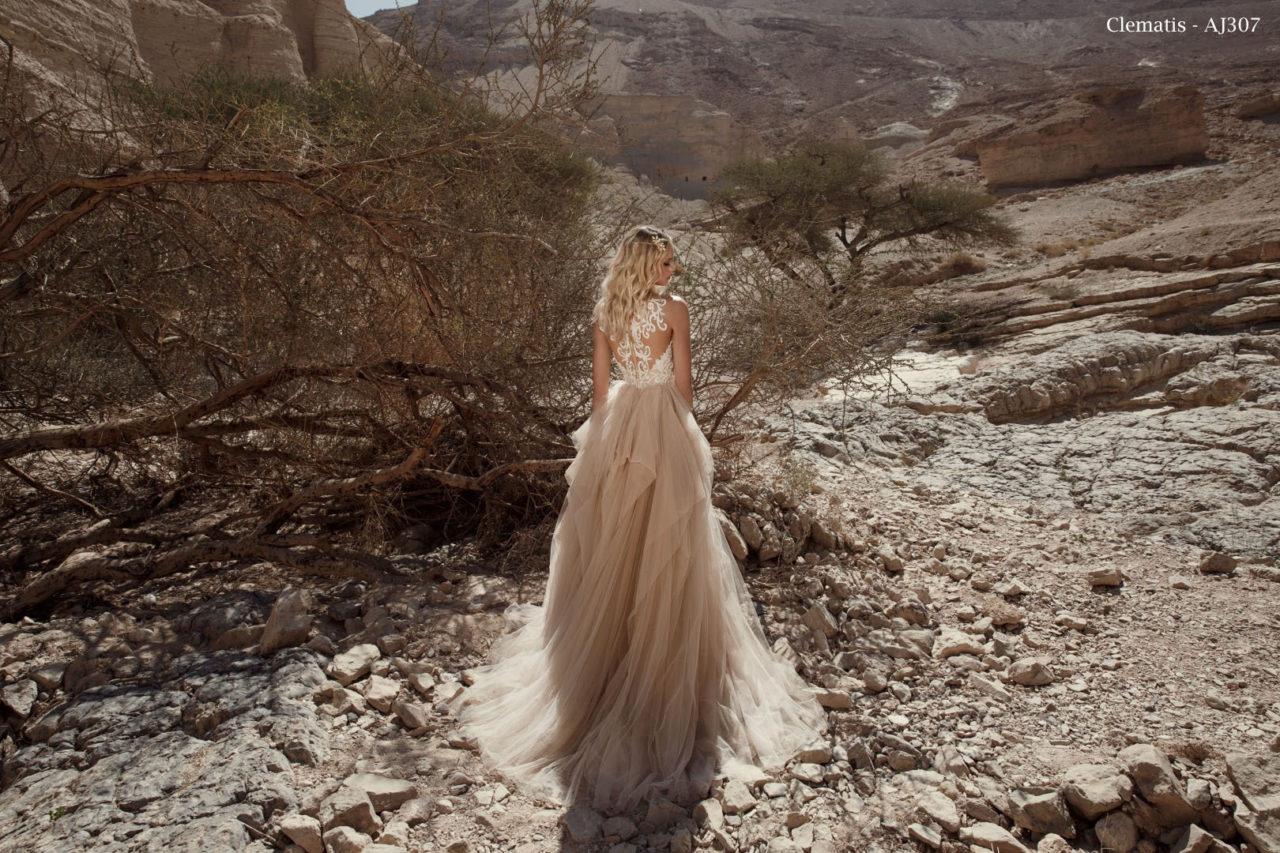 Disenador vestido de novia adi shlomo