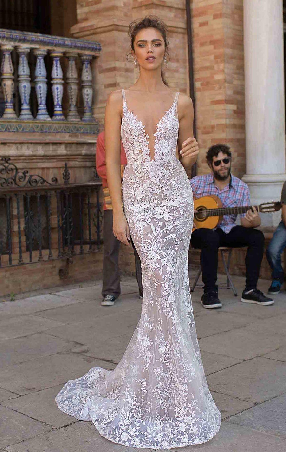 Berta Bridal Blanco De Novia