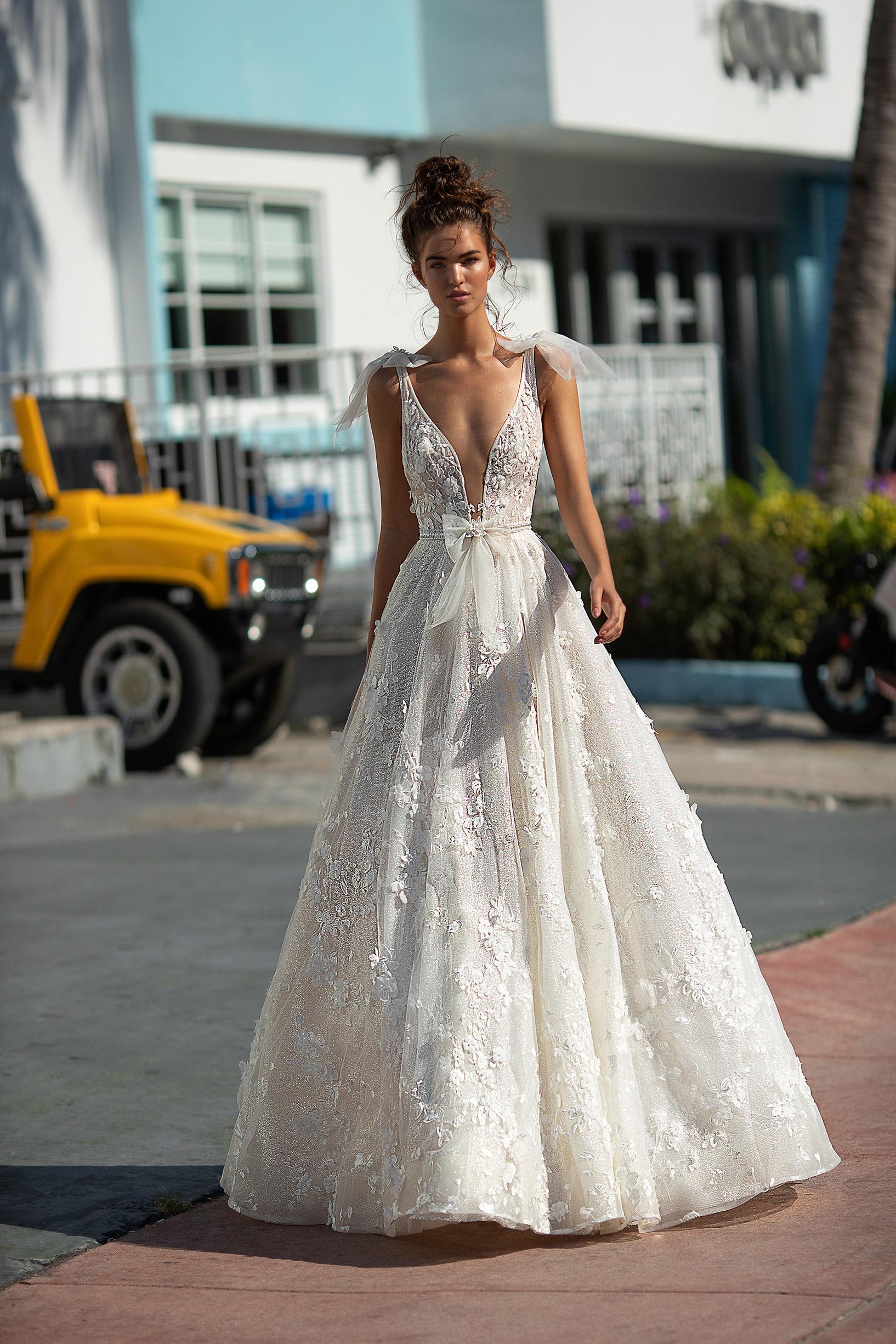 Vestidos novia berta bridal precios