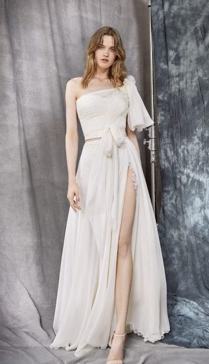Vestidos de novia yolan cris precios