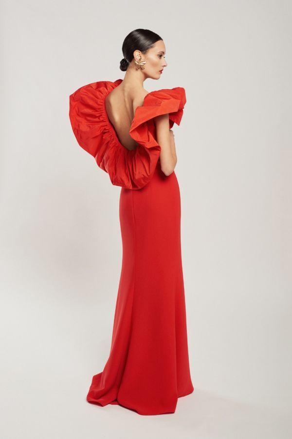 Vestido de gala Madrid