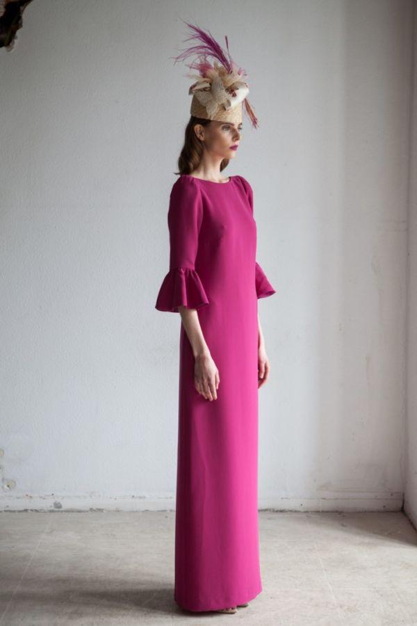 Madrina vestido largo