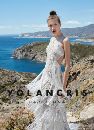 Vestidos de novia Yolancris