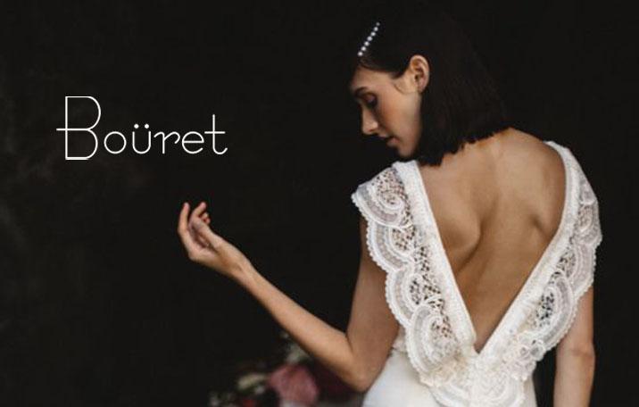 Vestidos de novia Bouret